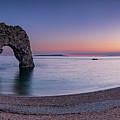 Jurassic Coast - Panorama by Michael Blanchette