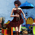 Just A Doll by Jutta Maria Pusl