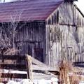 Just A Little Tlc Barn by Cathy Beharriell