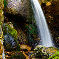 Just A Very Small Waterfall II by Marco Oliveira