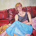 Just Another Pair Of Feet by Helen Laishley