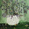 Just Beginning To Bloom by Sallie Wysocki