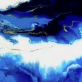 Just Blue by Kim Switzer