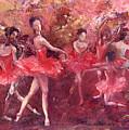 Just Dancing by Janet Lavida