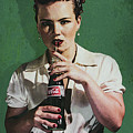 Just Like Old Times - Coca-cola by Alex Bearden