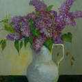 Just Lilacs                 Copyrighted by Kathleen Hoekstra
