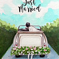 Just Married by Elizabeth Robinette Tyndall