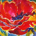 Just One Poppy  Sold by Therese Fowler-Bailey