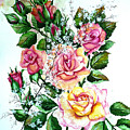 Just Roses by Karin  Dawn Kelshall- Best