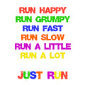 Just Run by Laura Lambden