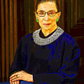 Justice Ginsburg by C H Apperson