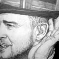 Justin Timberlake by Sean Leonard