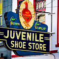 Juvenile Shoe Store by Anthony Evans