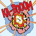 Ka-booom by Gary Grayson