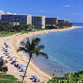 Kaanapali Beach by Greg Vaughn - Printscapes
