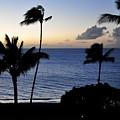 Ka'anapali Beach Maui by Rosy Kueng