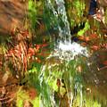 Waterfall Of Love by Jeelan Clark