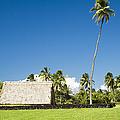 Kahanu Garden Hana Maui Hawaii by Sharon Mau