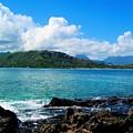 Kailua Bay Hawaii by Dan Pyle