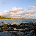 Kailua Bay Sunrise by Dana Edmunds - Printscapes