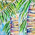 Kaimana Beach by Julie Kerns Schaper - Printscapes