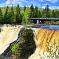 Kakabeka Falls by Tatiana Travelways