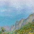 Kalalau Mist by Kenneth Grzesik