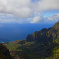 Kalalau Storm Clearing by Mike  Dawson