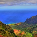 Kalalau Valley by DJ Florek