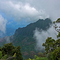 Kalalau Valley by Roger Mullenhour