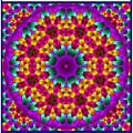 Kaleidoscope 4 by Charmaine Zoe