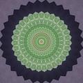 Kaleidoscope 4 by Jean Evans