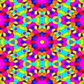 Kaleidoscopic Mosaic by Miroslav Nemecek