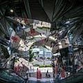 Kaleidoscopic Tokyo by Aaron Choi