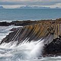 Kalfshamarsvik Cove by Arterra Picture Library