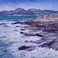 Kalk Bay And Fish Hoek  Cape Town South Africa 2006  by Enver Larney