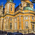 Kalmar Cathedral Exterior by Roberta Bragan