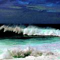 Kaluakoi Surf by James Temple