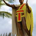 Kamehameha by Christina Zizzo