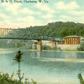 Kanawha Bridge by Dale Powell