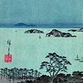 Kanazawa Full Moon 1857 Left by Padre Art