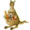 Kangaroo 02 by Kestutis Kasparavicius
