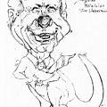 Kangaroo Politician Joe Lieberman by Cartoon Hempman
