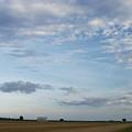 Kansas Barn  by Harold Stinnette
