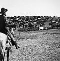Kansas: Cattle, C1900 by Granger
