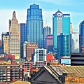 Kansas City Close Up by Frozen in Time Fine Art Photography