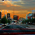 Kansas City Evening by Steve Karol