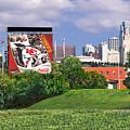 Kansas City Sky Line by Steve Karol