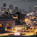 Kansas City Skyline by Ryan Heffron