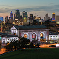 Kansas City Summer Sunset by Ryan Heffron